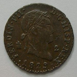 ¿Con cual de estas monedas de 2 maravedis os quedariais? [WM n° 7381, 7382, 7383 y 7384] Foto-123-a